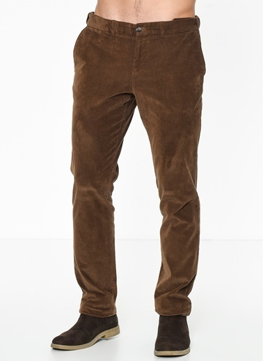 Beymen Business Slim Fit Pantolon Camel